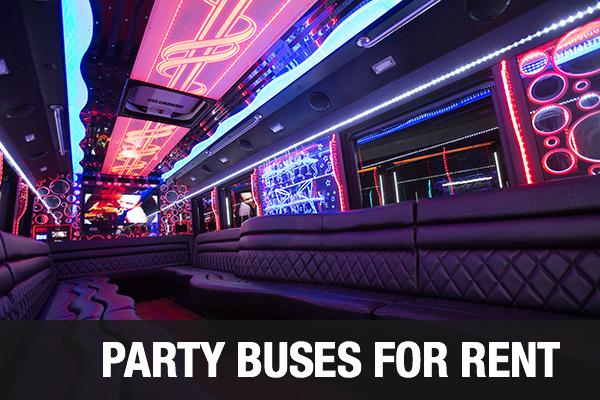 colorado springs party buses