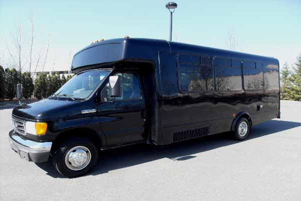 18 passenger party bus Ellicott