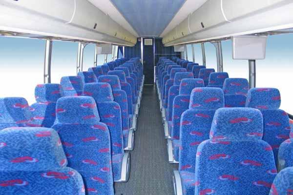 50 passenger Party bus Peyton
