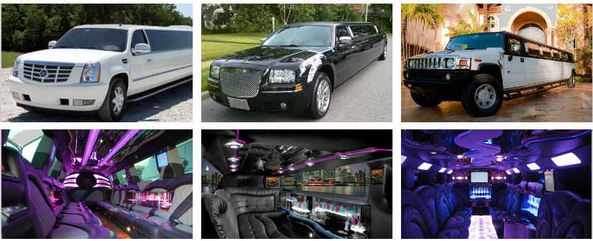 Airport Transportation Party Bus Rental Colorado Springs