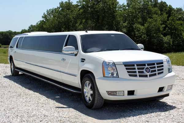 Cadillac Escalade limo Castle Rock