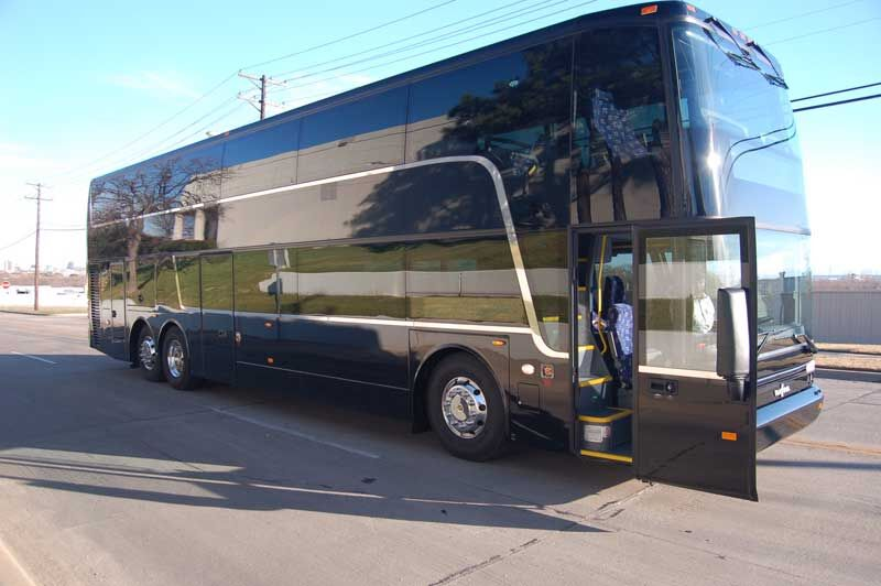 Charter Bus Colorado Springs