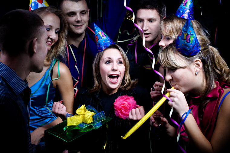 Birthday Party Bus Limo Colorado Springs