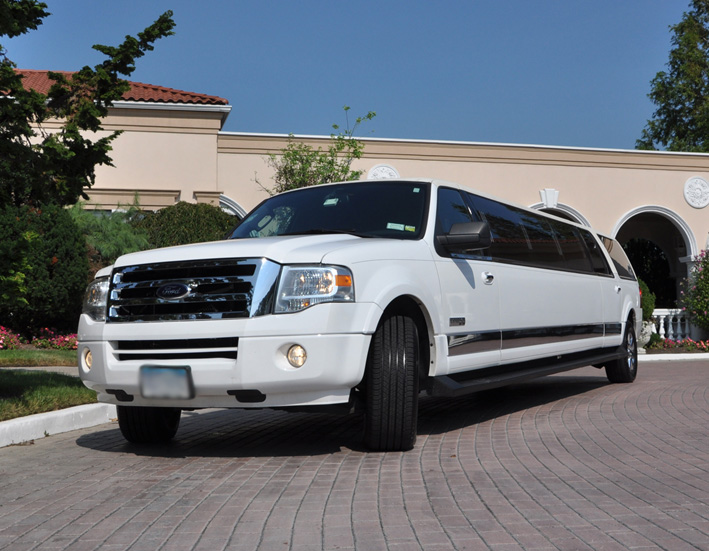 Colorado Springs 15 Passenger Limo