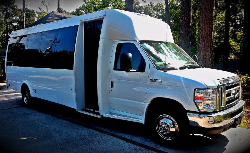 Colorado Springs 22 Passenger Party Bus
